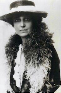 Katharine Dexter McCormick (August 27, 1875 – December 28, 1967) was a U.S. biologist, suffragist, philanthropist and, after her husband's death, heir to a substantial part of the McCormick family fortune. She funded most of the research necessary to develop the first birth control pill.