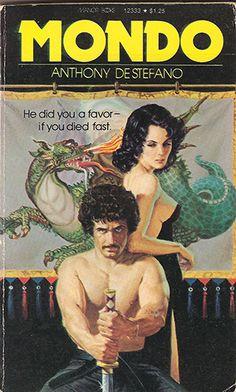 The Weirdest Spy Action Novels Ever Published