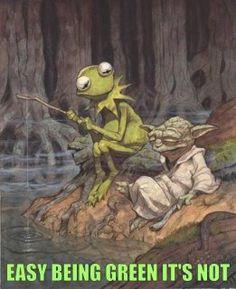 Love Yoda I.