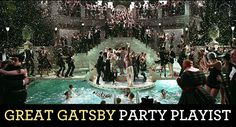 Great Gatsby Songs - 1920s Playlist #party #playlist #gatsby