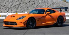 2017 Dodge Viper, Dodge Challenger, Viper Acr, Big Girl Toys, Barrett Jackson Auction, Gasoline Engine, Best Muscle Cars, Car Prices, Collector Cars