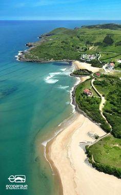 Ecoparque de Trasmiera, Isla, Cantabria