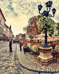 Lviv, W Ukraine, from Iryna