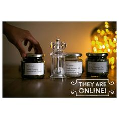 Candle Jars, Candles, Online Check, Food Photography, Mountain, Tea, Inspiration, Instagram, Products