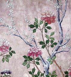 Chinese Wallpaper (V&A Custom Print)