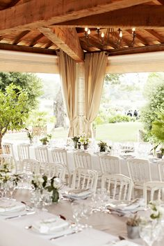 Lovely countryside reception venue