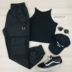 Stylish Work Outfits, Cute Lazy Outfits, Cute Swag Outfits, Warm Outfits, Edgy Outfits, Girls Fashion Clothes, Teen Fashion Outfits, Mode Grunge, Jugend Mode Outfits