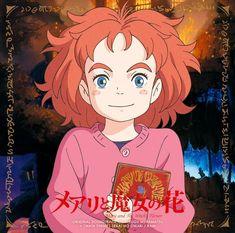 "Hammered Dulcimer on ""Mary and The Witch's Flower"" Soundtrack - Joshua Messick Studio Ghibli Art, Face Drawing, Animation Studio, Ghibli, Manga Characters, Hammered Dulcimer, Japanese Animation, Film D, Witch"
