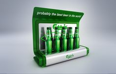 Carlsberg Display & FSU Design on Behance