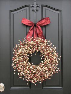 Berry Wreath #HolidayAffairwithSBC