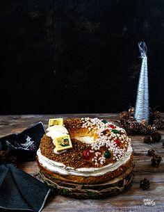 Con relleno de nata Relleno, Birthday Cake, Desserts, Food, Custard, Cooking Recipes, King Cakes, Tailgate Desserts, Deserts