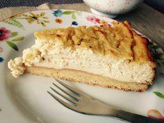 Vegan kochen und genießen: Veganer Käsekuchen mit Frischkäse