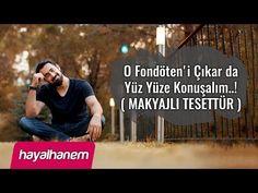 Başörtüsü Kullananlar İçin Doğal Makyaj - TESETTÜR - Mehmet Yıldız - YouTube