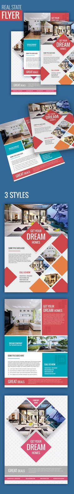 Psd Real Estate Flyers on Behance
