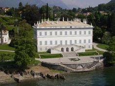 Italian Villas: Villa Melzi, Bellagio, Italy