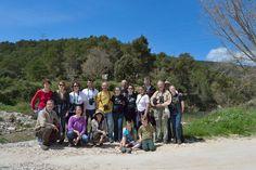 Sara Cavini nos informa de la salida ornitológica al río Gaià organizada por el Grup Local SEO Barcelona el pasado 16 de abril
