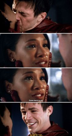 The Flash One of the most stressfull, sad chapters The Flash Quotes, Barry Iris, Berry Allen, The Flash Season 1, Flash Funny, Iris West Allen, O Flash, Flash Barry Allen, Flash Wallpaper