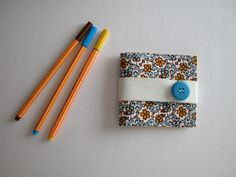 Libreta Emma #handmade #notebook
