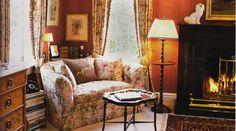 The Charlotte Inn Queen Room