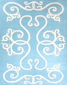 """""""Pearl"""" design by NIBA Rug Collections"""