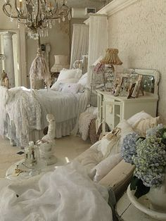 shabby stuff from One Shabby Old House