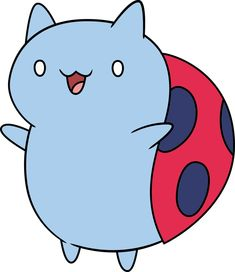 """Catbug is one of the animals that resides in the Invisible Hideout.He is voiced by Sam Lavagnino. Catbug may be about 10 years old, and has a very sweet and childlike personality. Catbug's personality also makes him seem simpler and more carefree, like in the episode """"Gas-Powered Stick,"""" where he was seen talking to a spider, and in the episode """"Catbug"""" when Danny yelled to drop the sugar peas, and he cheerfully did so. This simple attitude is also shown when he suggests throwing a…"""