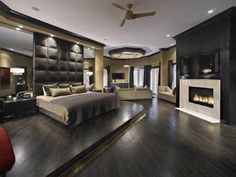 Luxury Master Bedrooms in Mansions - Bing Images