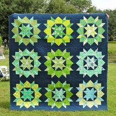 Stitchy Quilt Stuff: Swoon quilt