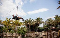 Rope Adventure at uShaka Marine World!