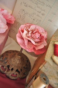 Faith, Grace, and Crafts Lovely flowers, great blog.