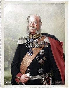 Kaiser William I First German Emperor https://www.facebook.com/centenariogg.oficial/