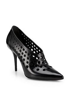 Alexander Wang Magdalena Perforated Leather Pumps (=)
