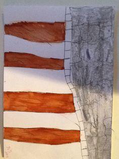 Desenho de observação da nat