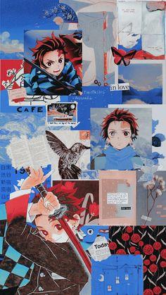 Browse Daily Anime / Manga photos and news and join a community of anime lovers! Wallpaper Animes, Cute Anime Wallpaper, Animes Wallpapers, Cute Wallpapers, Otaku Anime, Manga Anime, Anime Art, Demon Slayer, Slayer Anime