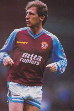 Gordon Cowans Aston Villa 1989