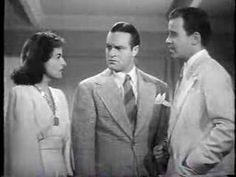 Best Bob Hope movie line - talks about Zombies!!!! Watch to the end... Hilarious - only 24 seconds!