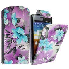 Kožené puzdro Sony Xperia S (s potlačou) + fólia Sony Xperia, Phone Cases, Phone Case
