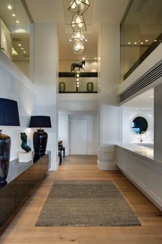 Luxury Apartment Brings The Atlantic Ocean Into Its Timeless Decor Interior Designground