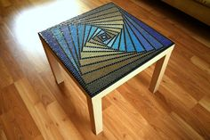 Your place to buy and sell all things handmade Photos Originales, Mosaic Artwork, Stained Glass Patterns, Mosaics, Beach Mat, Outdoor Blanket, Gadgets, Birch, Boards