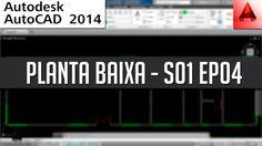AutoCAD 2014 - Planta Baixa #04