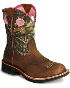 Bottes Ariat Camo Fatbaby Cowgirl