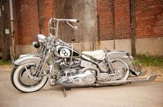 8Ball 1998 Harley Softail springer