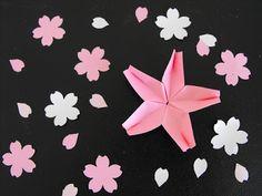 Clara's Paper Garden: Tutorial Sakura