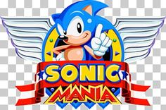 Sonic Mania Sonic Forces PlayStation 4 Video Game Xbox One PNG - area, art, banner, brand, cartoon Video Game Logos, Video Games Xbox, Xbox One Games, Sonic Birthday Parties, Sonic Party, Fender Jaguar, Playstation, Battlefield 4, Free Sonic