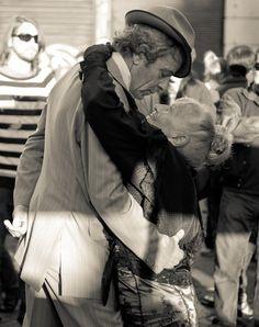 Argentina. Buenos Aires Street Tango