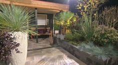 Tuinverbouwing tropische tuin