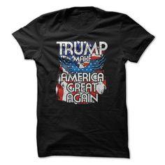 Team Trump Life time member T Shirt