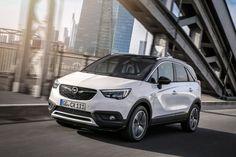 Novinka Opel Crossland X