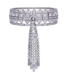 Stephen Webster Couture Diamond NY Bracelet.