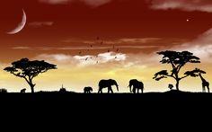 cartoon elephants pics hd | 1920x1200 | 180 kB by Adolf Blare